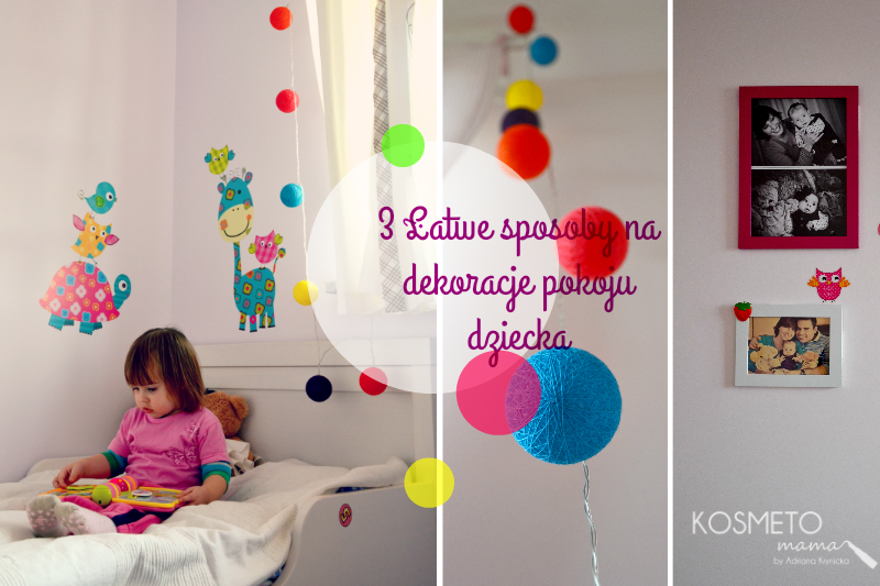 łątwe-sposoby-na-dekoracje-pokoju-dziecka