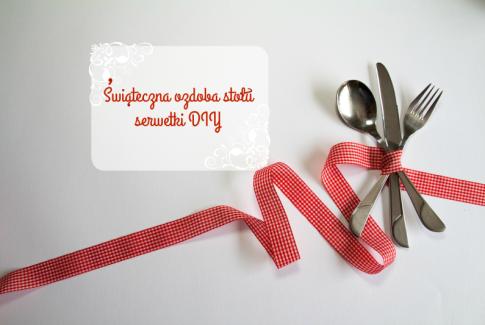 serwetki-DIY-na-świątecznyt-stół