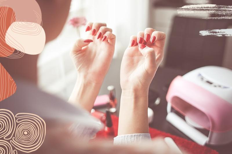 Czy lampy UV u manicurzystki mogą wywołać czerniaka paznokcia?