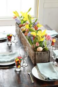 dekoracje-wielkanocnego-stołu