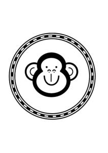 Zwierzątka-plakat-dziecko-grafika