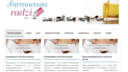Zrzut ekranu farmaceuta