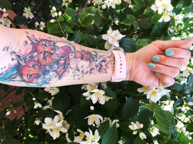 Tatuaż W Czasie Karmienia Piersią Czy Można Kiedy Zrobić